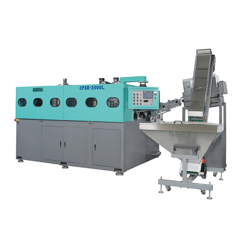 PET Stretch Blow Molding Machine-W/L Series
