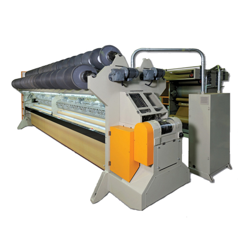 Raschel Knitting Machine SR-RF series