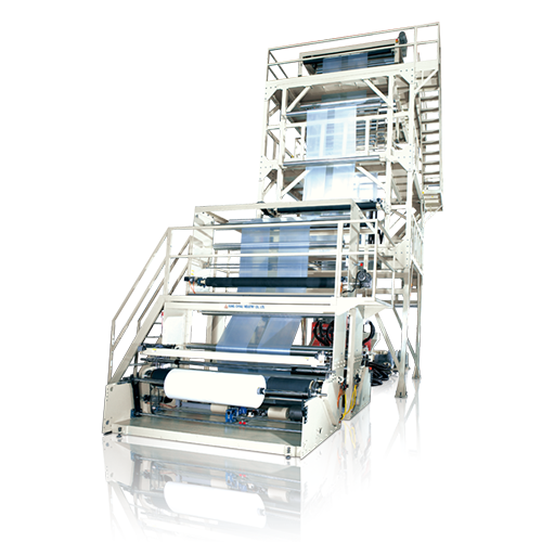 LDPE/LLDPE HIGH SPEED PLASTIC INFLATION MACHINE KML Series