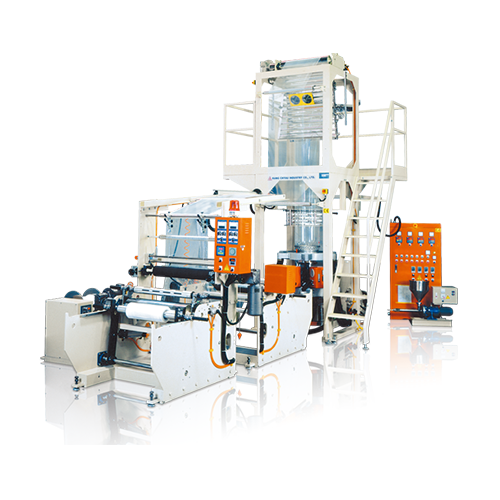 STRETCH FILM LDPE/LLDPE PLASTIC INFALATION MACHINE  KML- 45S/55S