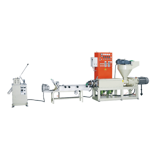 FILM/BAGS WASTE PLASTIC RECYCLING MACHINE  KCR-65