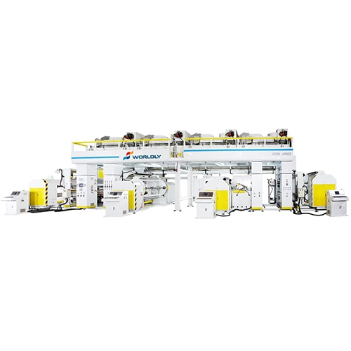 High Productivity Dry & Wet Laminating Machine(WDWL-HI Series)