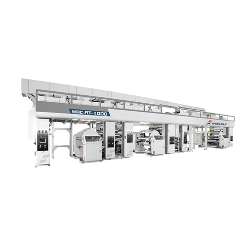 Aluminum Foil Coating Machine (WRC-AT Series)