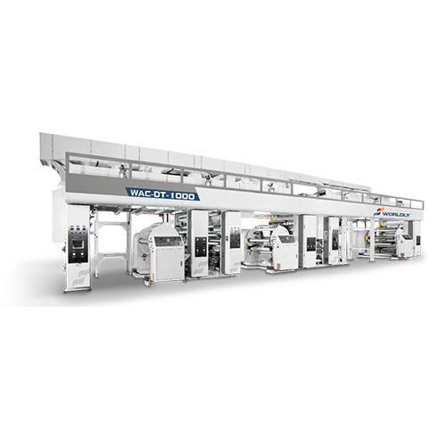 Aluminum Foil Coating Machine Tandem Type (WAC-DT Series)