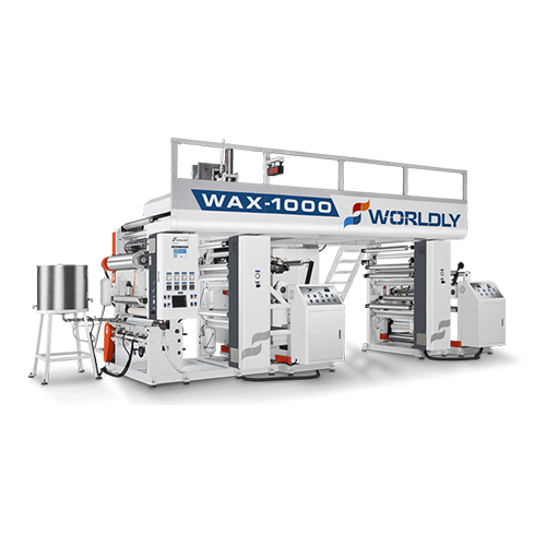 Wax/Hot Melt Coating Machine (WAX Series)