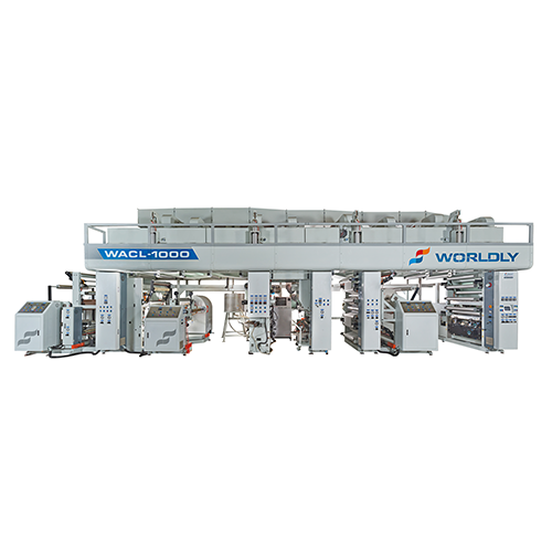 Aluminum Foil Coating & Laminating Machine (WACL-1300)