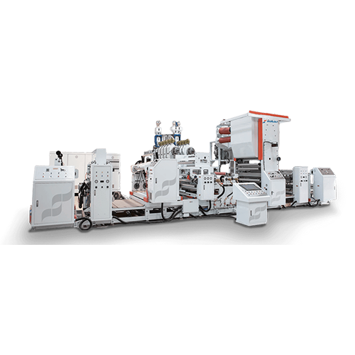 Co-extrusion Coating & Laminating Machine (WCL Series)
