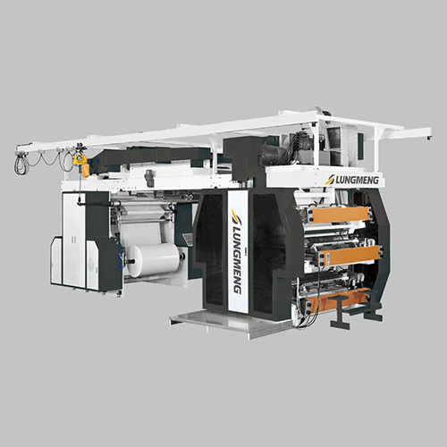 C.I. FLEXOGRAPHIC PRINTING MACHINE