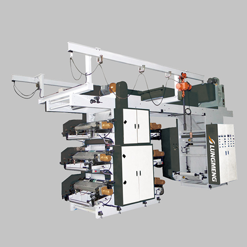Stacking Type Flexographic Printing Machine