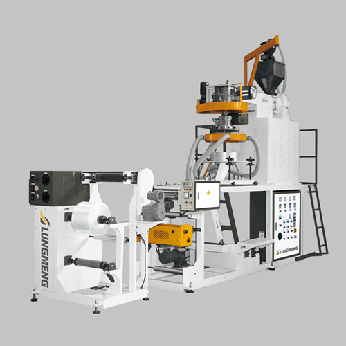 HIGH SPEED PP BLOWN FILM MACHINE