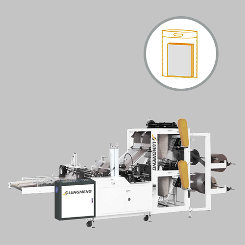 MULTI-LANE BOTTOM SEAL BAG MAKING MACHINE