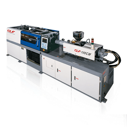 CM Series - Hydraulic RAM type CLF small Injection Molding Machines