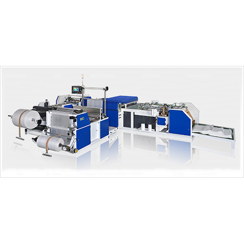 PE Film Liner Inserting Cutting-Sewing Line for Woven Bag CIS-2016