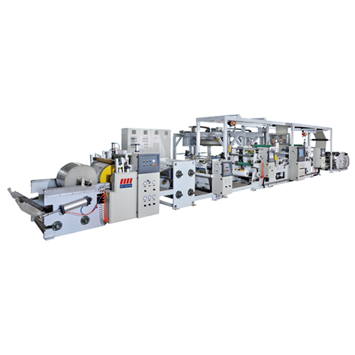 Lamination Machine LM-65-700/SD