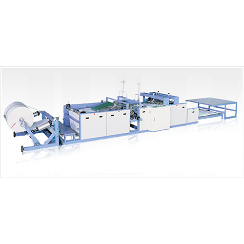 Both Side Stitching / Welding Cutting-Punching Machine (Specially for U - Panel Type Jumbo Bag)