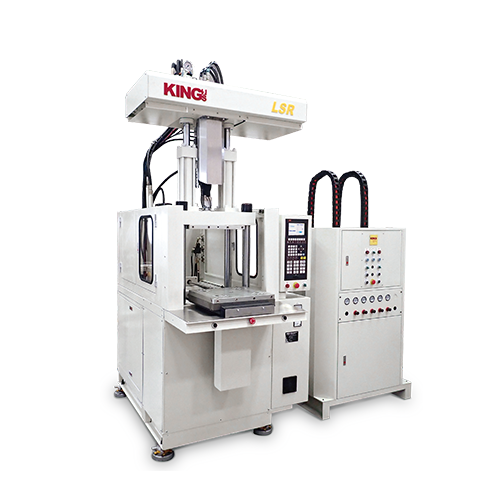 LSR (Liquid Silicon Rubber) Vertical Press (Rotary/Shuttle) K1000-LSR