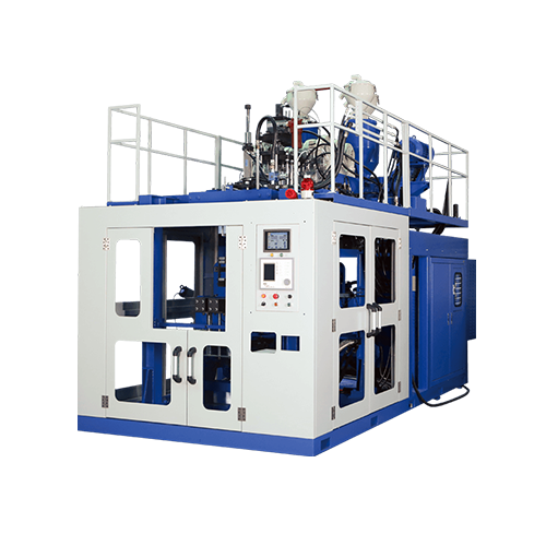 Three-Layer Jerry Can Continuous Extrusion Type Blow Moulding Machine