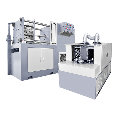 Semi-auto Stretching Blow Molding Machine