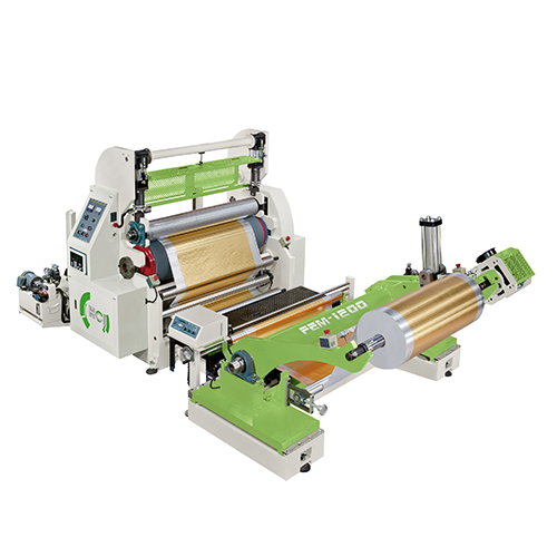 Aluminum Foil / Paper Embossing Machine-FEM-Series