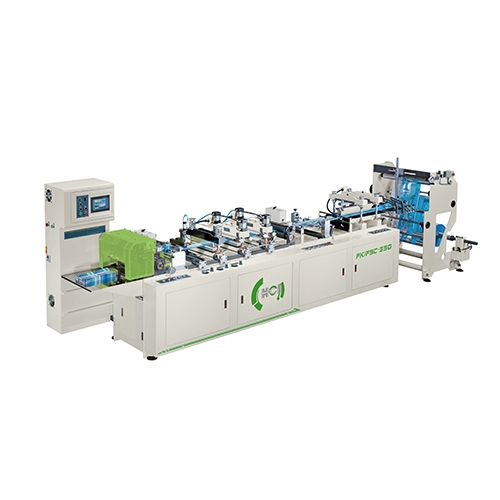 Center Seal Bag/ Three Side Seal Bag Making Machine - FK-FSC-350