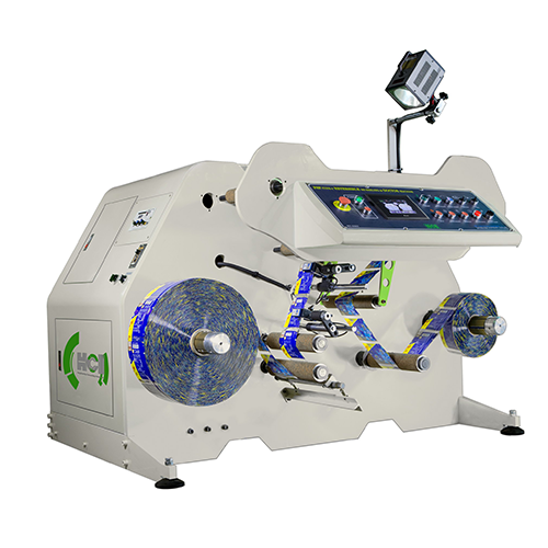 Sleeve Rewinding and Inspection Machine - Reversible Series-FSP 250-2