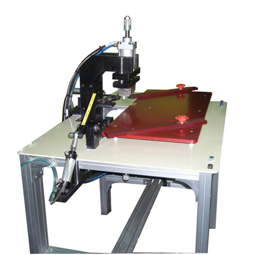 Spout Inserting & Sealing Machine-Series-HCI-L1