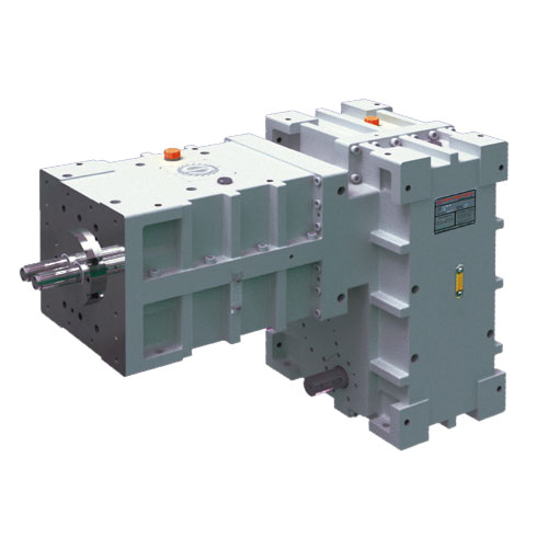 Gearbox for Counter-rotating Parallel Twin Screw Extruder