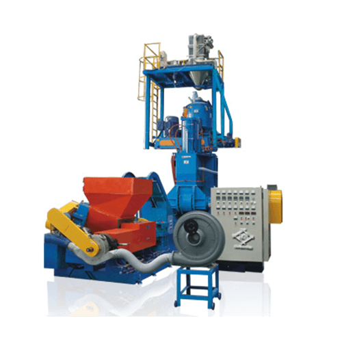 Soft PVC Compounding Line
