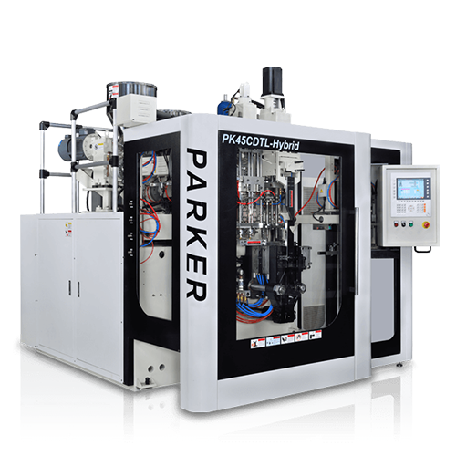 2 layer Co-Extrusion  Blow Molding Machine For 0.5/1/2/3/4/5/8L Bottle