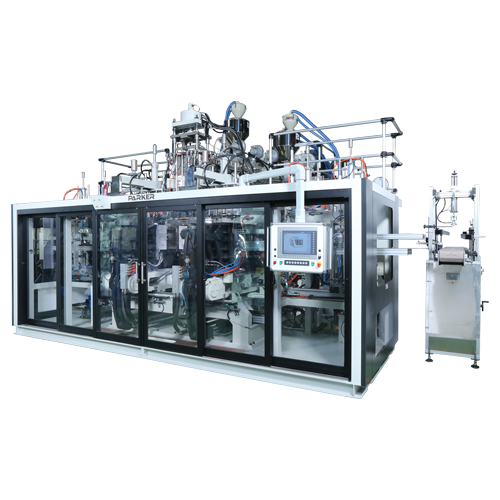 Full Electric / Hybrid 3 layer Co-Extrusion  Blow Molding Machine For 10/20/25/30L Jerrycan