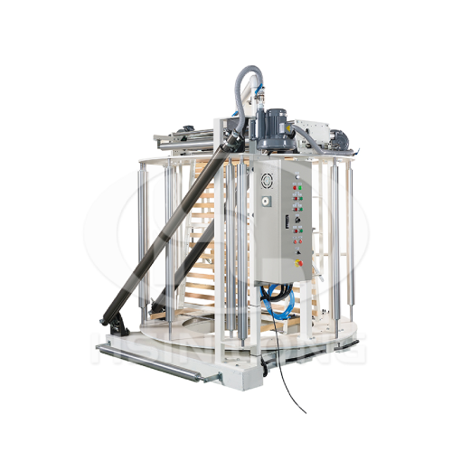 Vertical Oscillating Haul-Off System