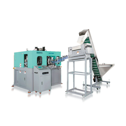 Automatic PET stretch blow molding machine - Phoenix Series