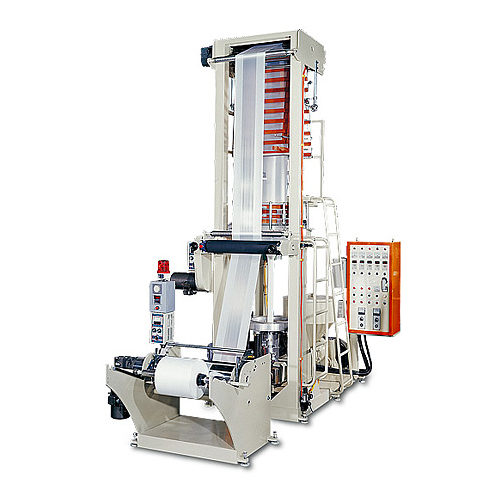 HDPE High Speed Plastic Inflation Machine - LCH-40U MINI