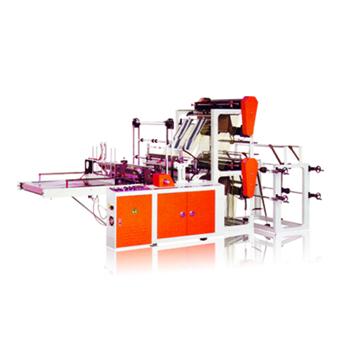 Automatic Electronic High-Speed Sealing and Cutting Machine (DOUBLE LAYER) - BJA2