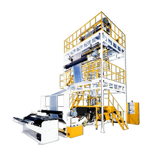 LD/LLDPE HIGH SPEED BLOWN FILM MACHINE( AKB-LD/LLDPE)