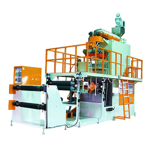 HIGH SPEED ROTARY DIE INFLATION MACHINE FOR PP( AKPP-65)