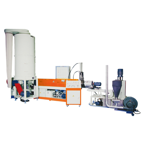 WATER COOLING PELLETIZER LINE (HORIZONTAL TYPE)