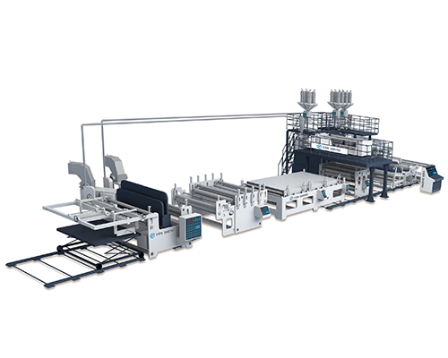PP Honeycomb Board Machine(YSW-FS)