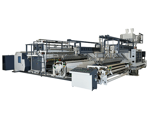 Co-Extrusion Air Bubble Wrap Machine(YSW-T)