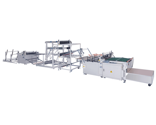 Three Side Sealing Bag Making Machine(YSW-EM-3)