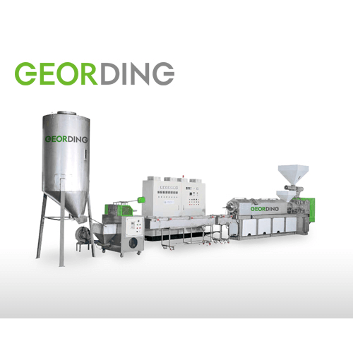 High Speed Drying Pelletizing Machine