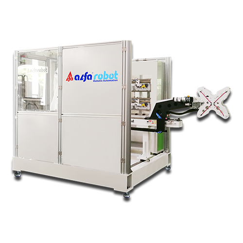 In-mold Labeling Machine