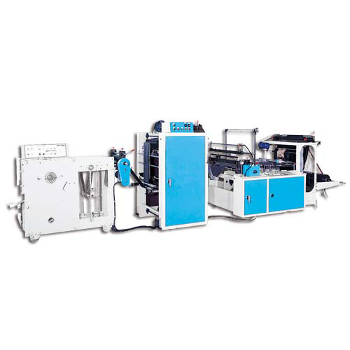 Automatic Servo C-Folding Perforating&Winding Bag Making Machine-RFCW1-SERVO-Series