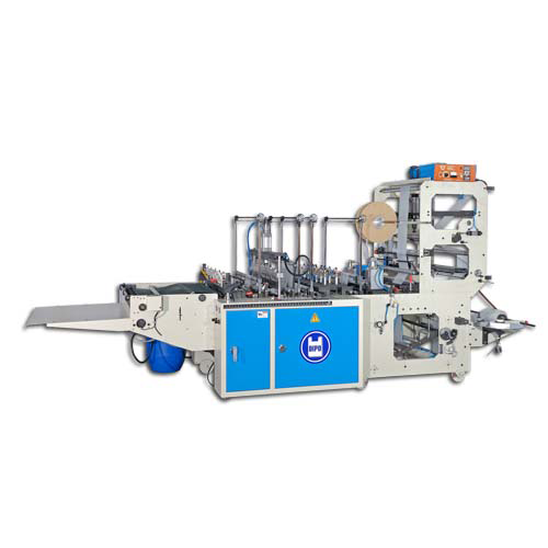 High Speed Side Sealing Bag Making Machine-SE-SERVO-Series
