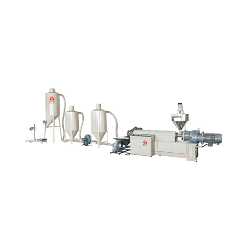 Plastic Pelletizing Machine / Pelletizer Extrusion Line