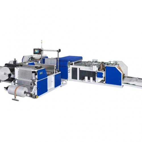 Technical Specification for Automatic Conversion Line for Processing Woven Bag with Pe Liner Equipment
