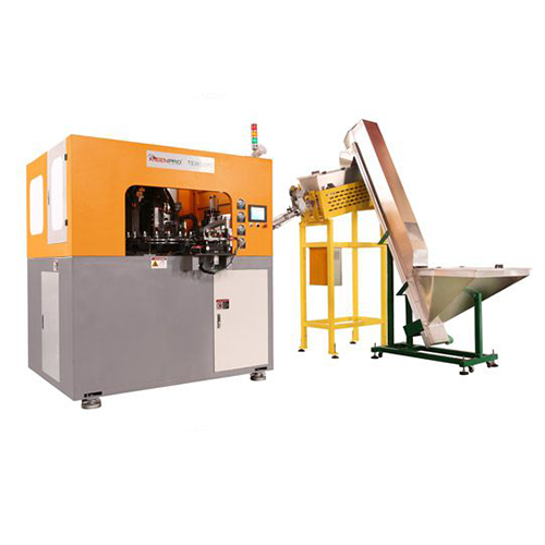 PET STRETCH BLOW MOLDING MACHINE - ECONOMY AFFORDABLE NEW CHOICE (EX SERIES)