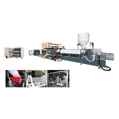 HIPS / PP / APET Rigid Sheet Extrusion Lines