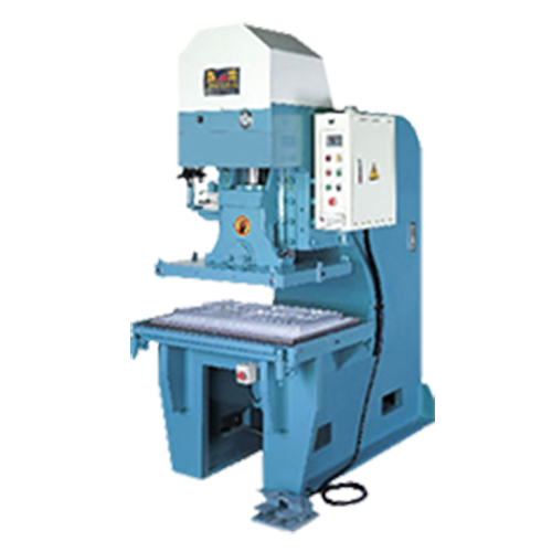HIGH PRECISION HYDRAULIC CUTTING PRESS CSS-607
