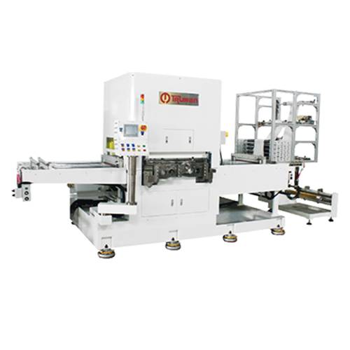 HIGH-ACCURACY ROLL-TO-ROLL AUTO FEED CUTTING MACHINE TRC-350CP